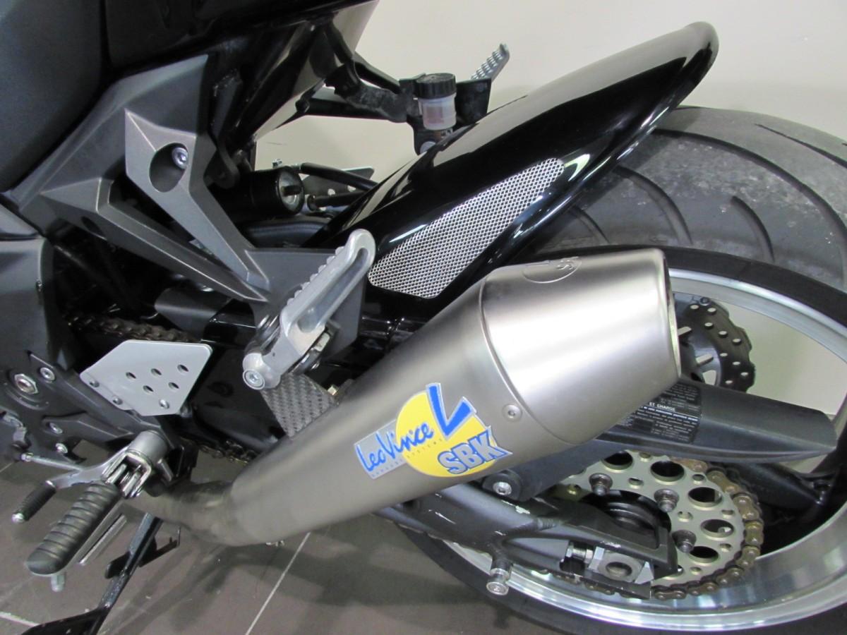 Kawasaki Z1000 (ZR1000 B8F) 2008