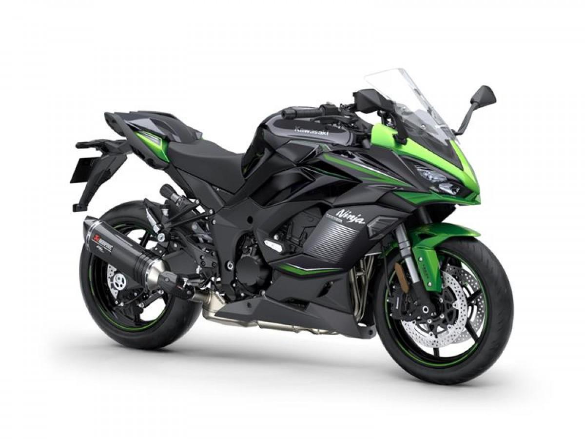 Kawasaki Ninja 1000SX Performance Edition 2022 model 2022