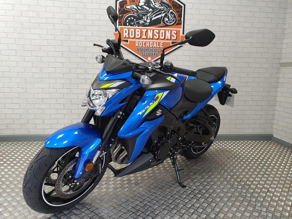 Suzuki GSXS1000 ZAM0 2020