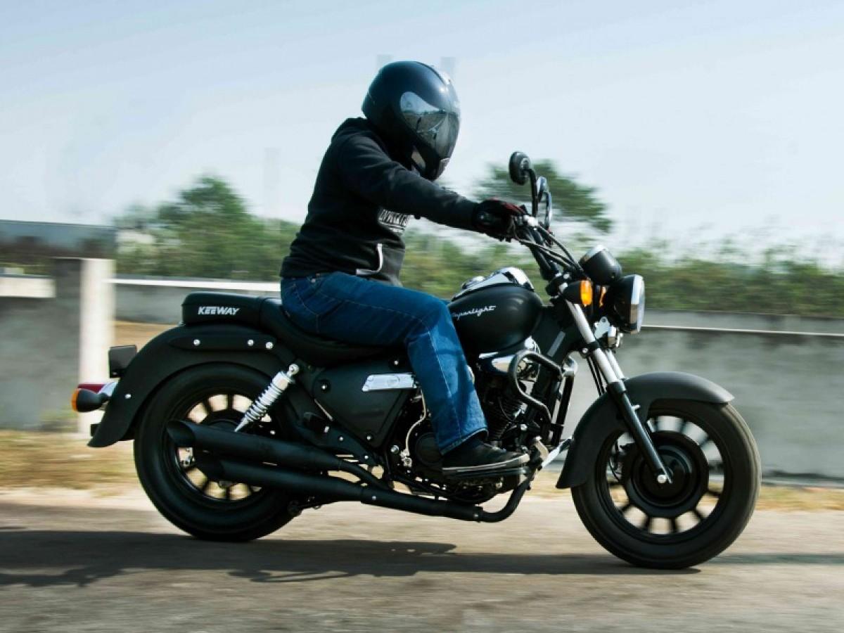 Keeway Superlight 125cc LTD Euro 5 2021