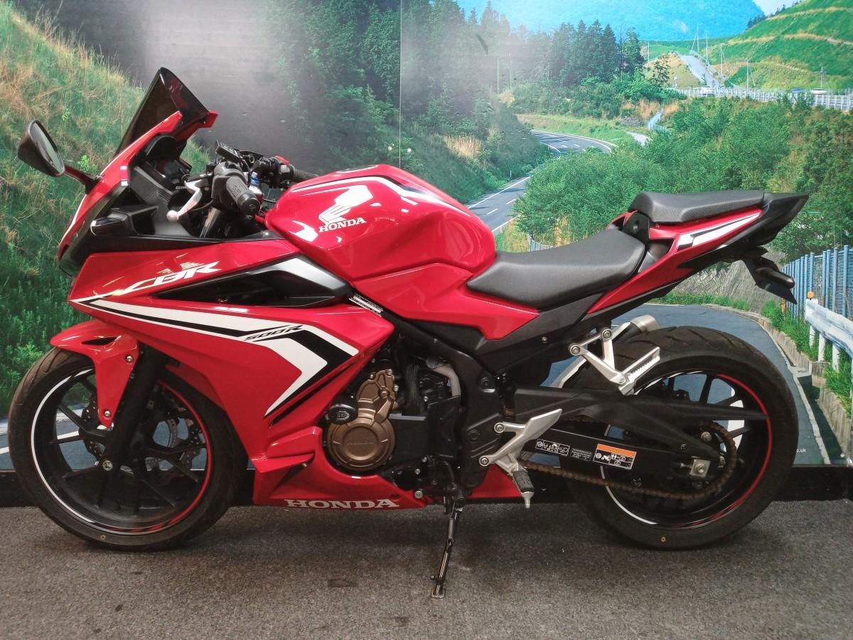 HONDA CBR500RA-K 2020