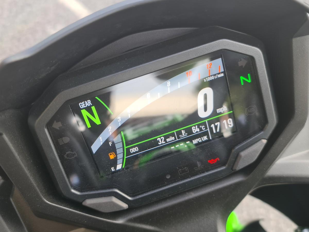 KAWASAKI NINJA 650 KRT EX650 MMFAN 2021