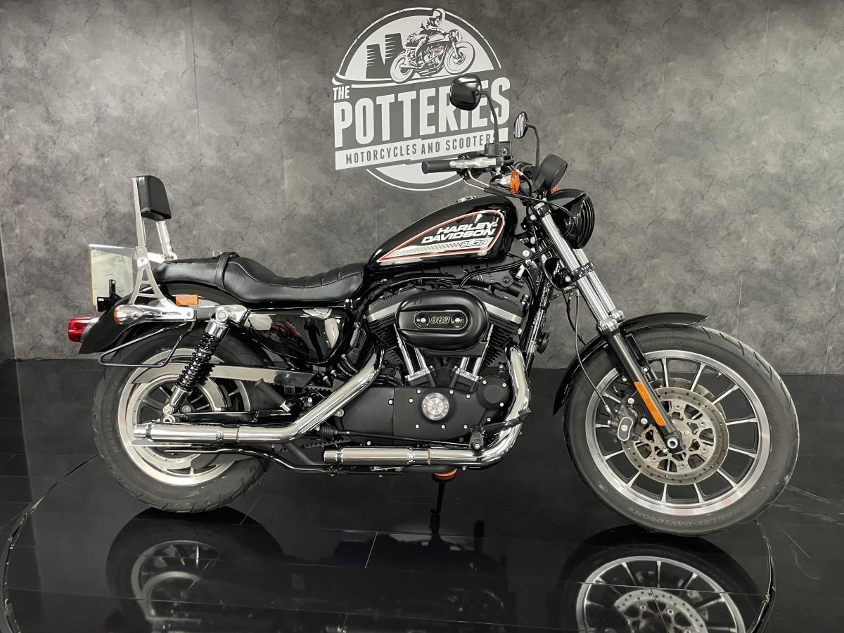 Buy Online Harley Davidson XL883 R Roadster