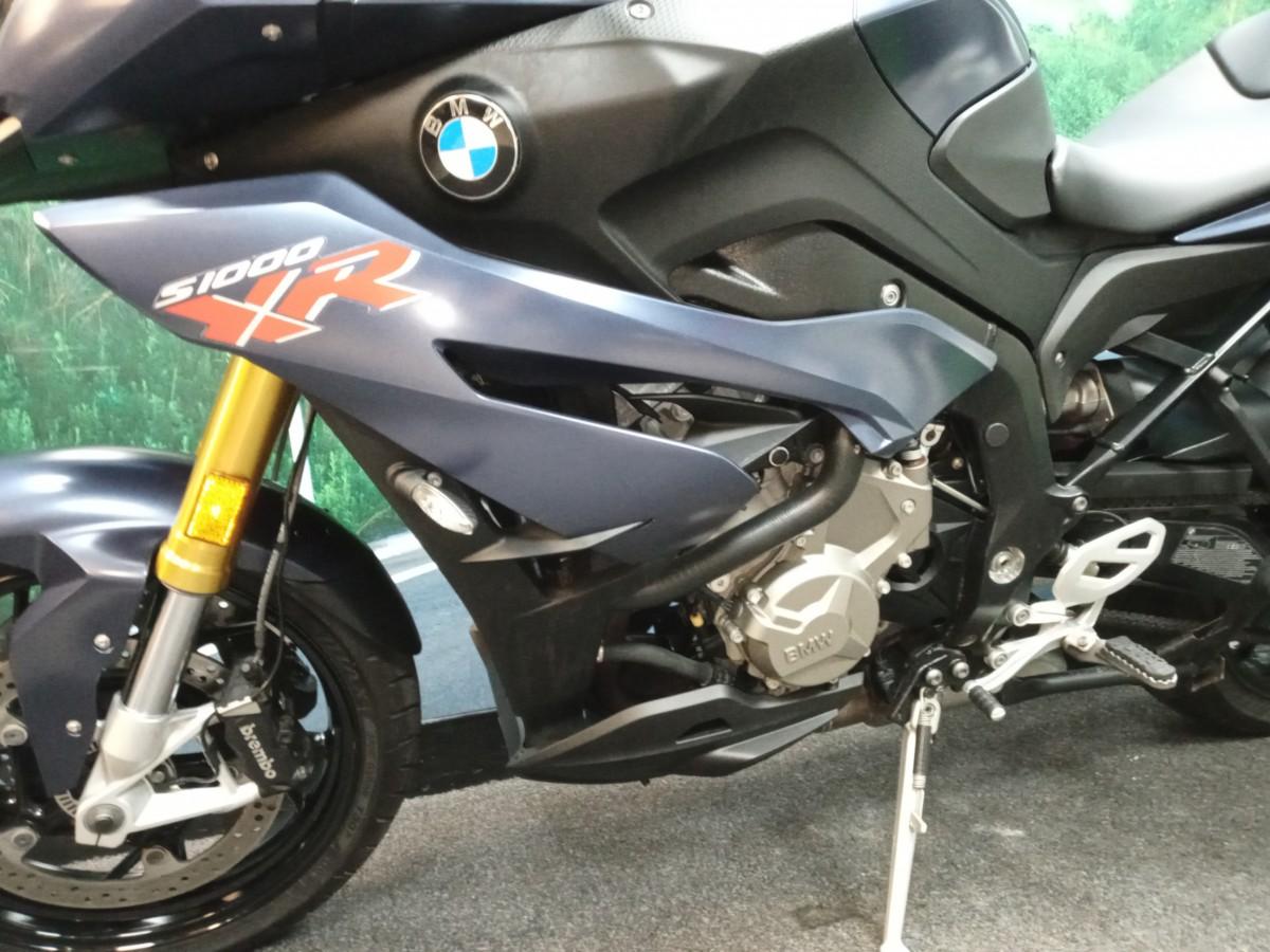 BMW S1000XR SPORT SE 2017
