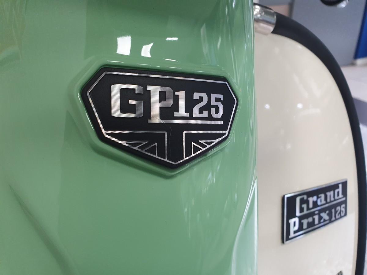 Royal Alloy GP 125 AC CBS E5 2021
