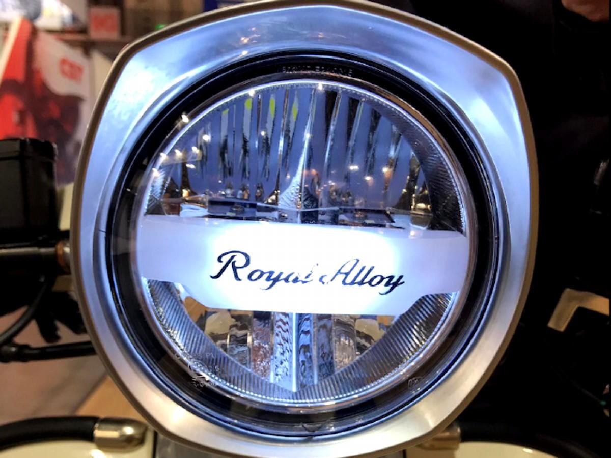 Royal Alloy TG 300 S LC ABS E4 2021