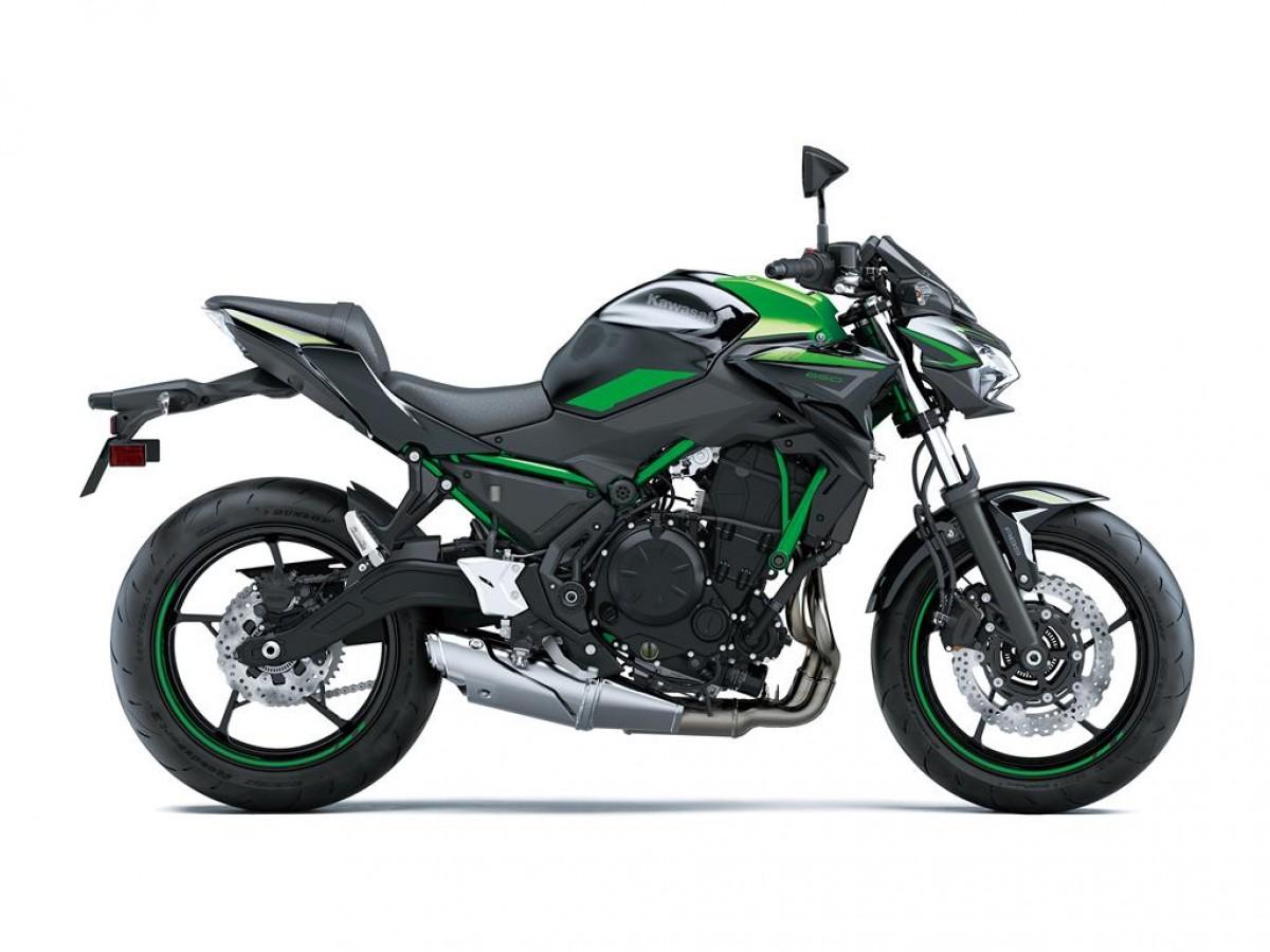 Kawasaki Z650 2022 2022