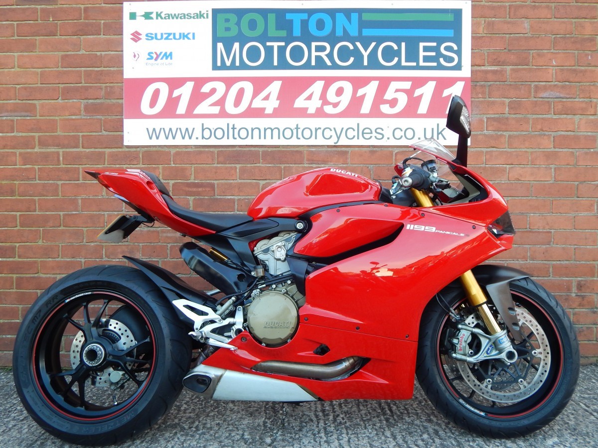 Buy Online DUCATI 1199 S PANIGALE ABS Super Sports