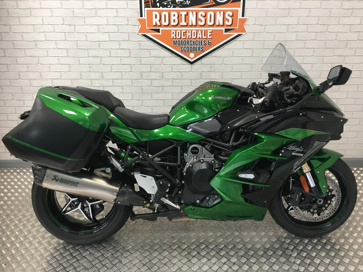 Kawasaki H2SX SE Performance Tourer 2018