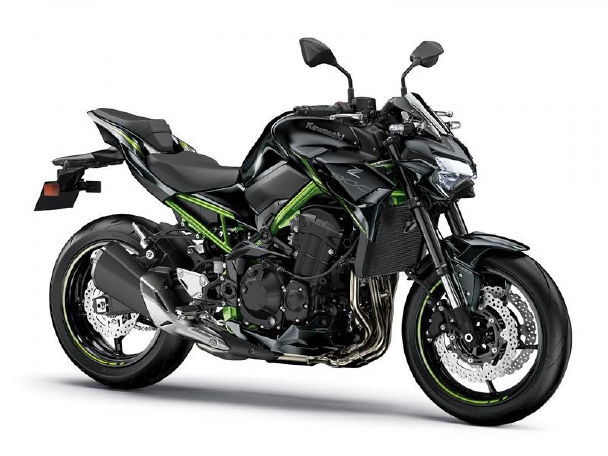 Kawasaki Z900 2022 model 2022