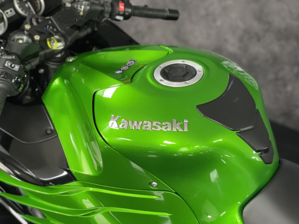 Kawasaki ZZR 1400 FFF ABS 2015