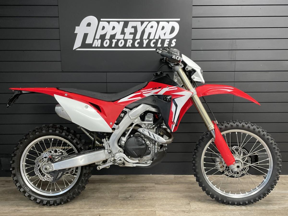 Buy Online Honda CRF450 RX