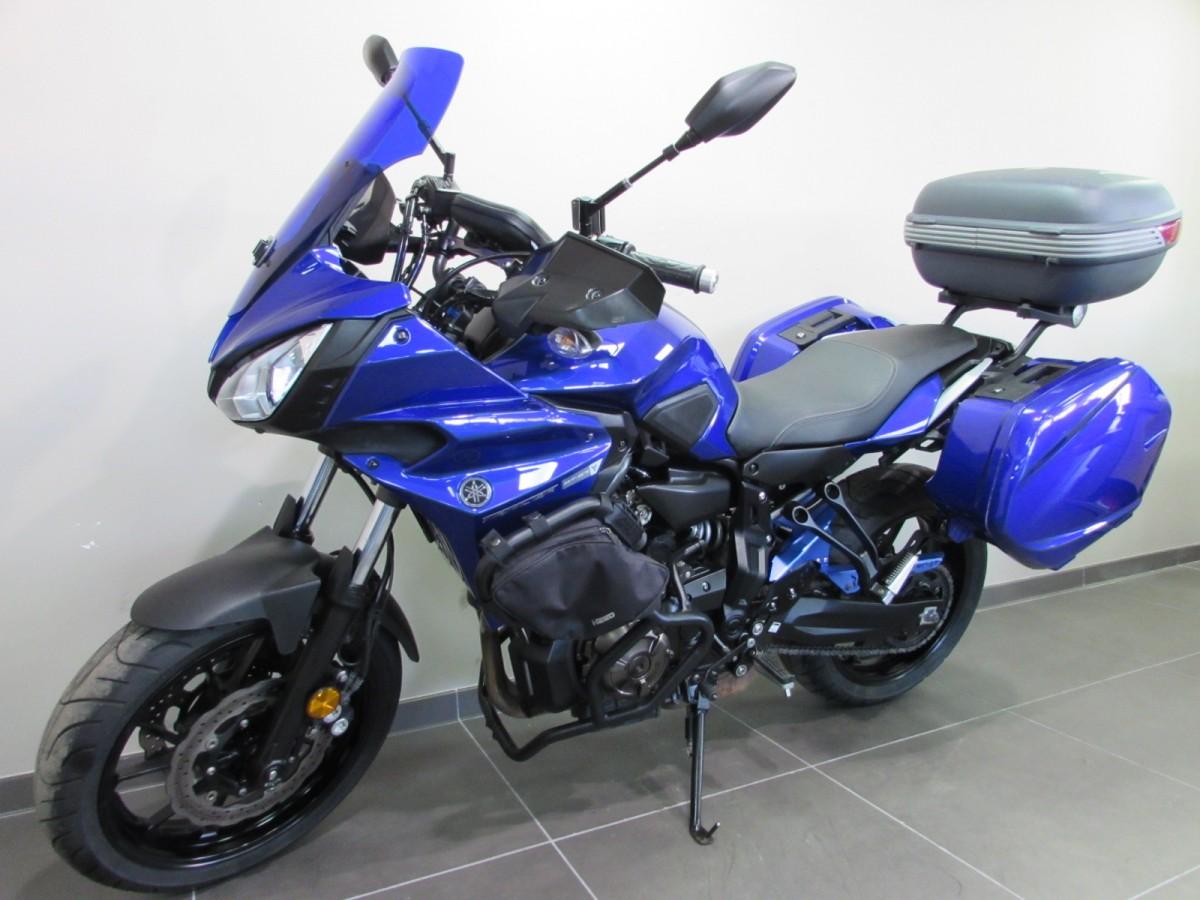Yamaha Tracer 700 2017