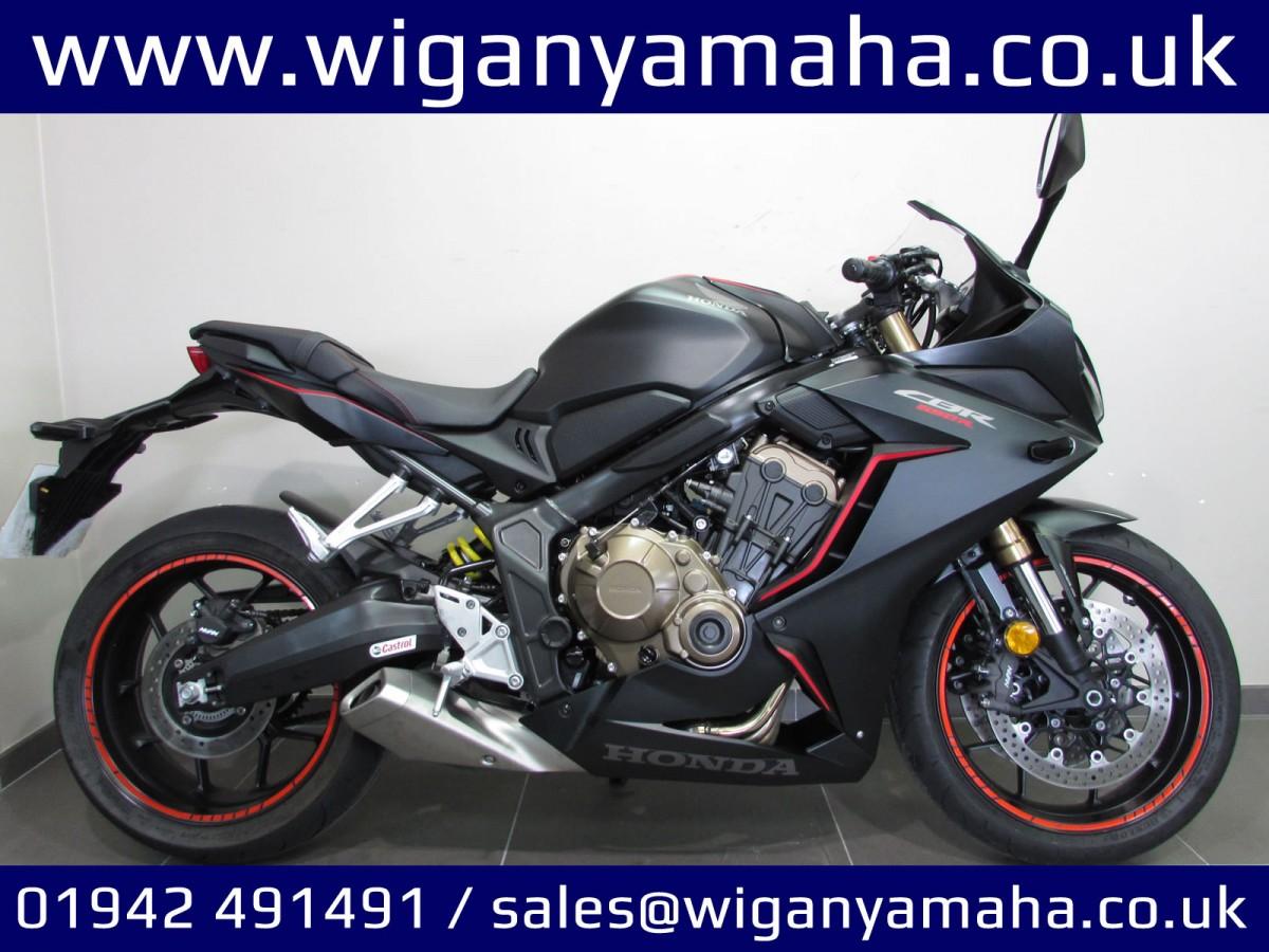 Buy Online Honda CBR650RA-K
