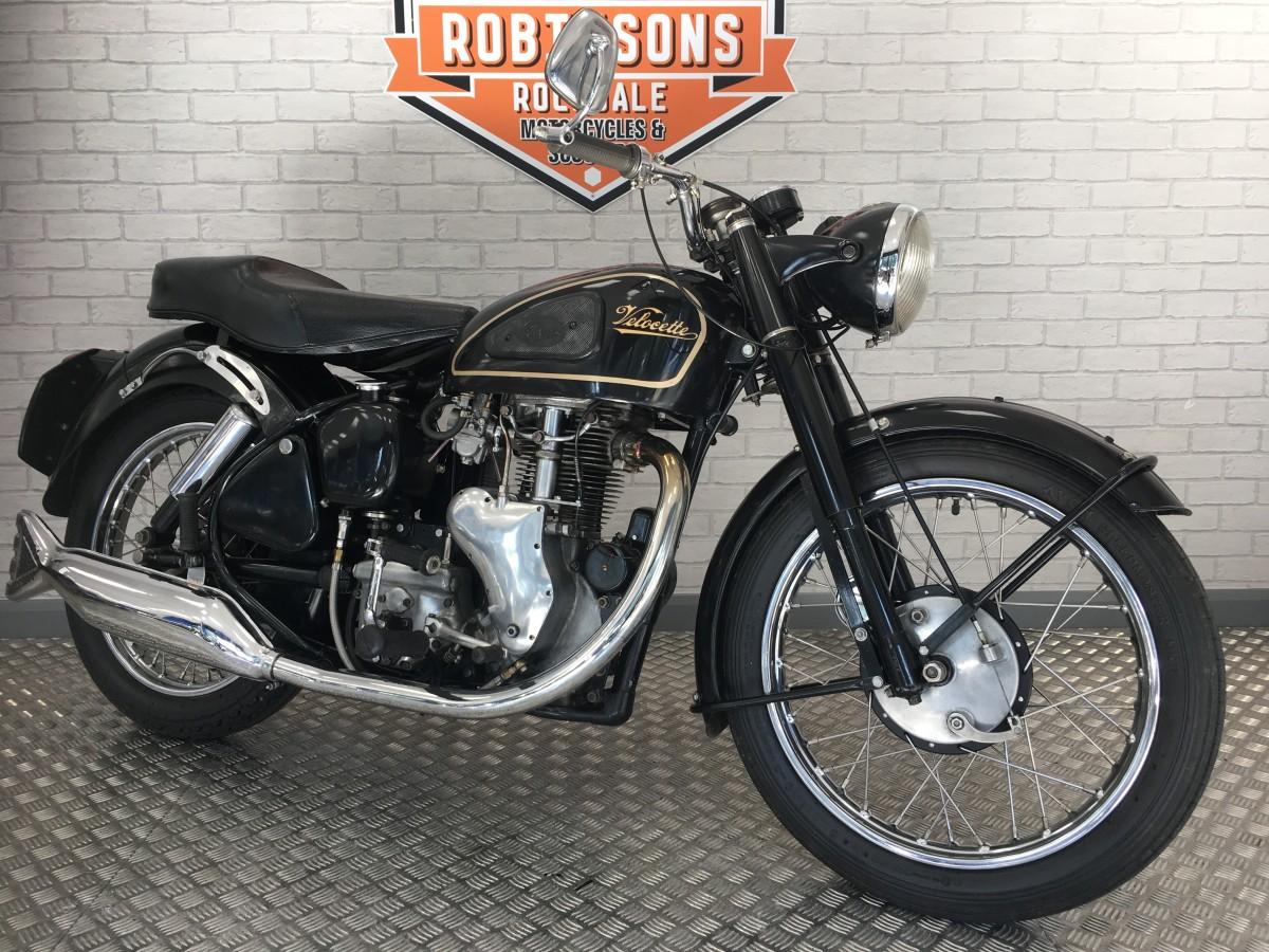 Velocette MSS500 1952