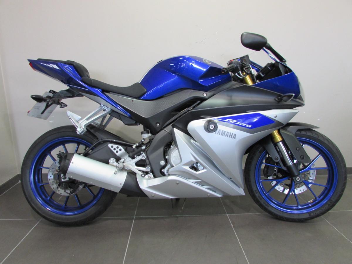 Buy Online Yamaha YZF-R125 ABS