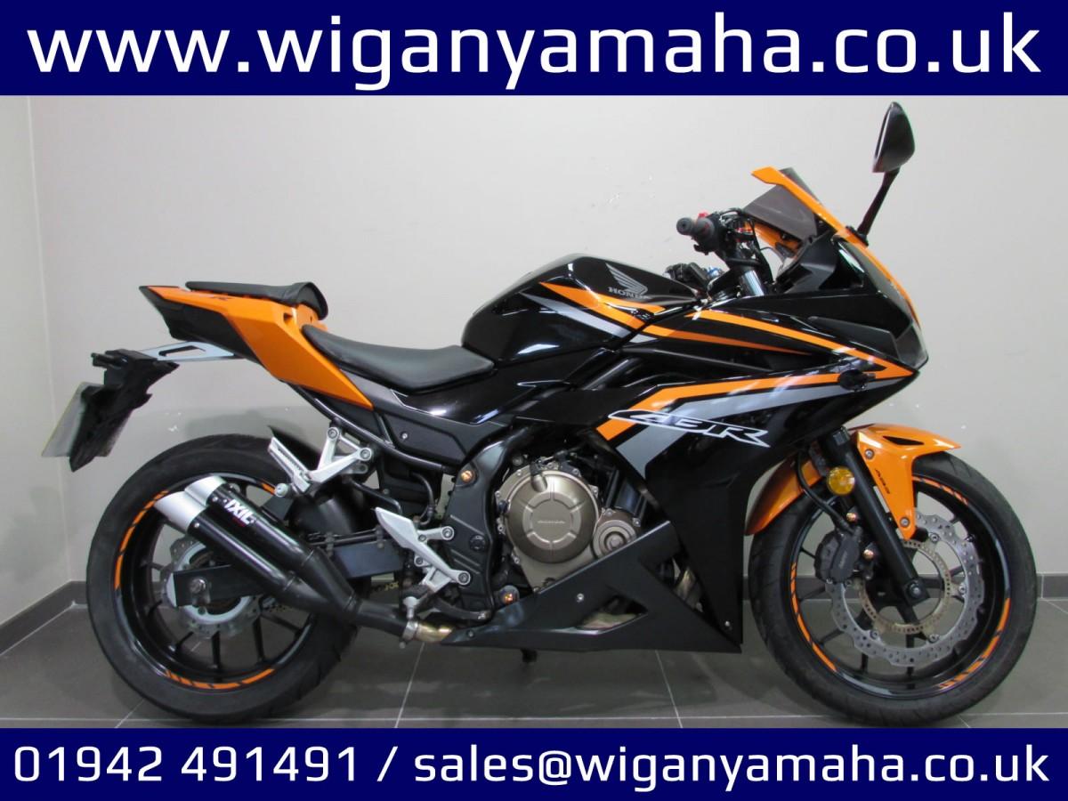 Buy Online Honda CBR500RA-H