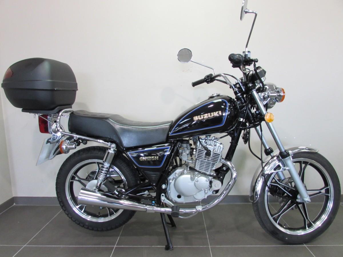 Buy Online Suzuki GN125-H