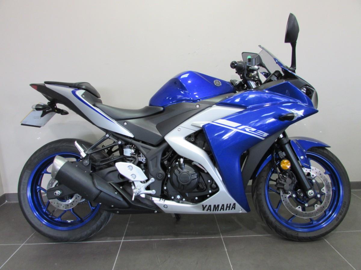 Buy Online Yamaha YZF-R3