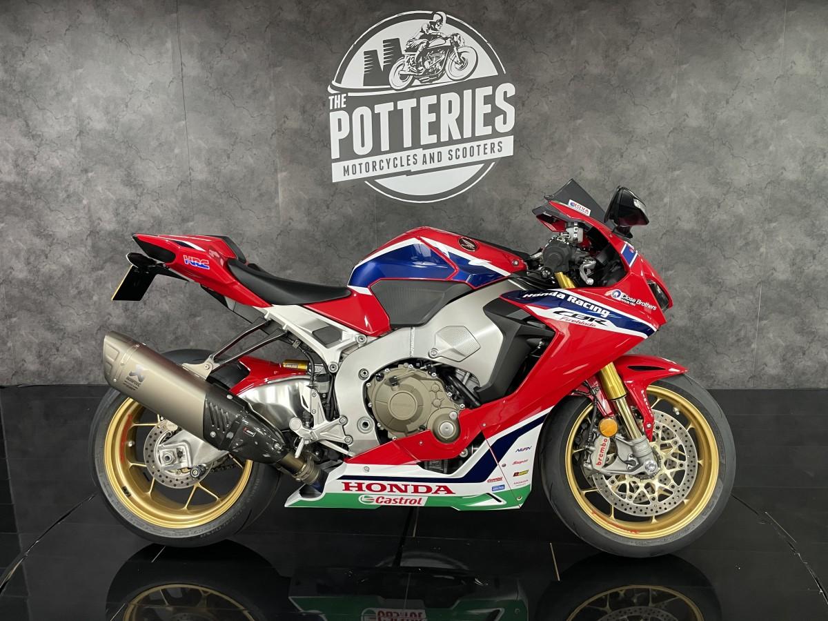 Buy Online Honda CBR 1000 RR Fireblade SP **BSB Limited Edition**