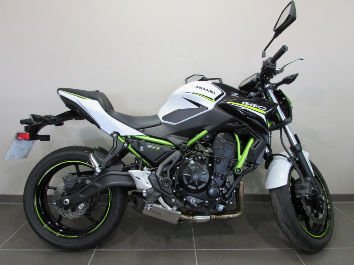 Buy Online Kawasaki Z650 (ER650 KLFA)