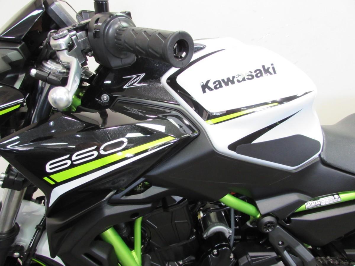 Kawasaki Z650 (ER650 KLFA) 2020
