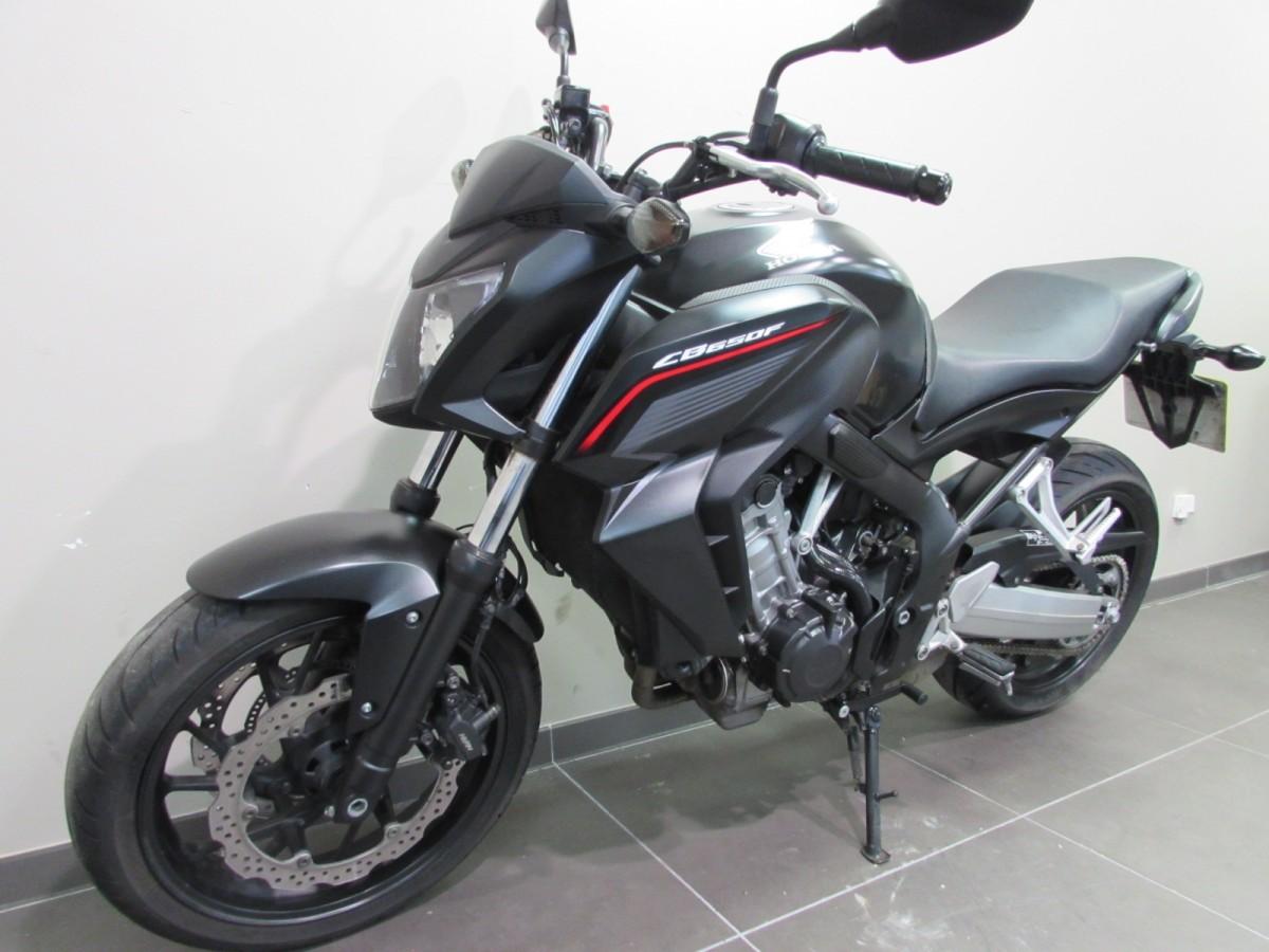 Honda CB650FA-E 2016