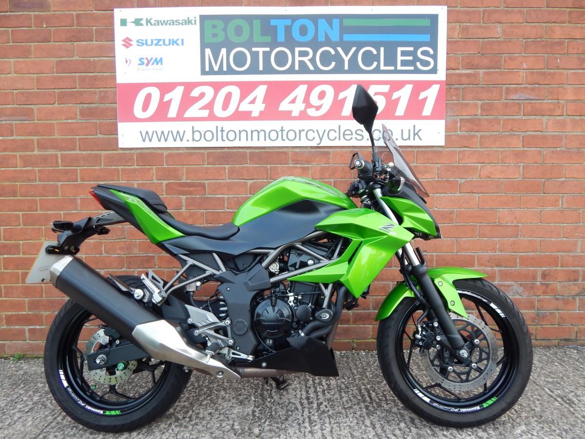 Buy Online Kawasaki Z250SL