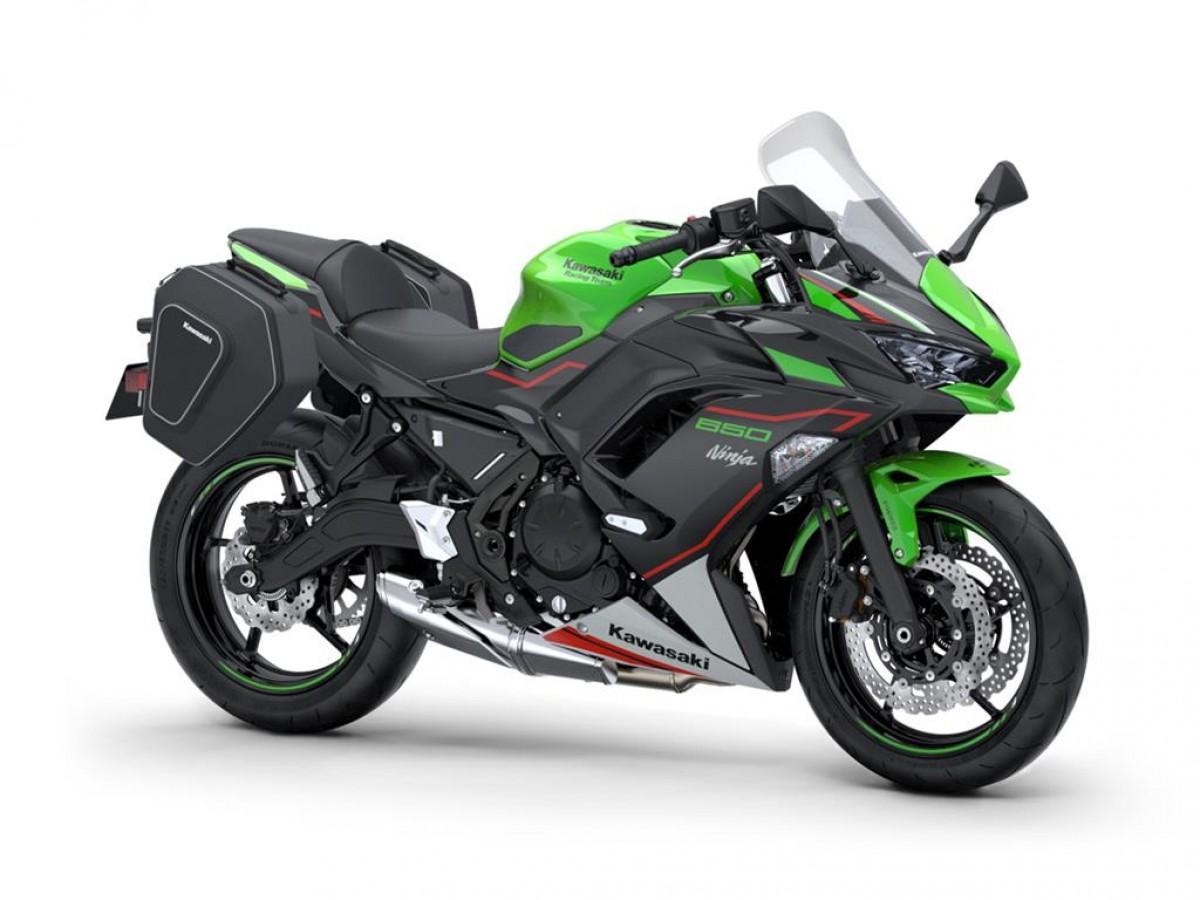Kawasaki Ninja 650 2022 model 2022