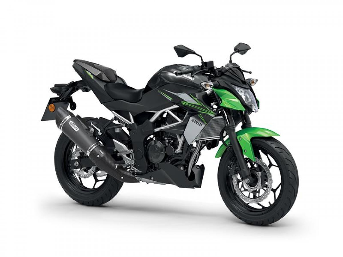 Kawasaki Z125 2022 Model 2022