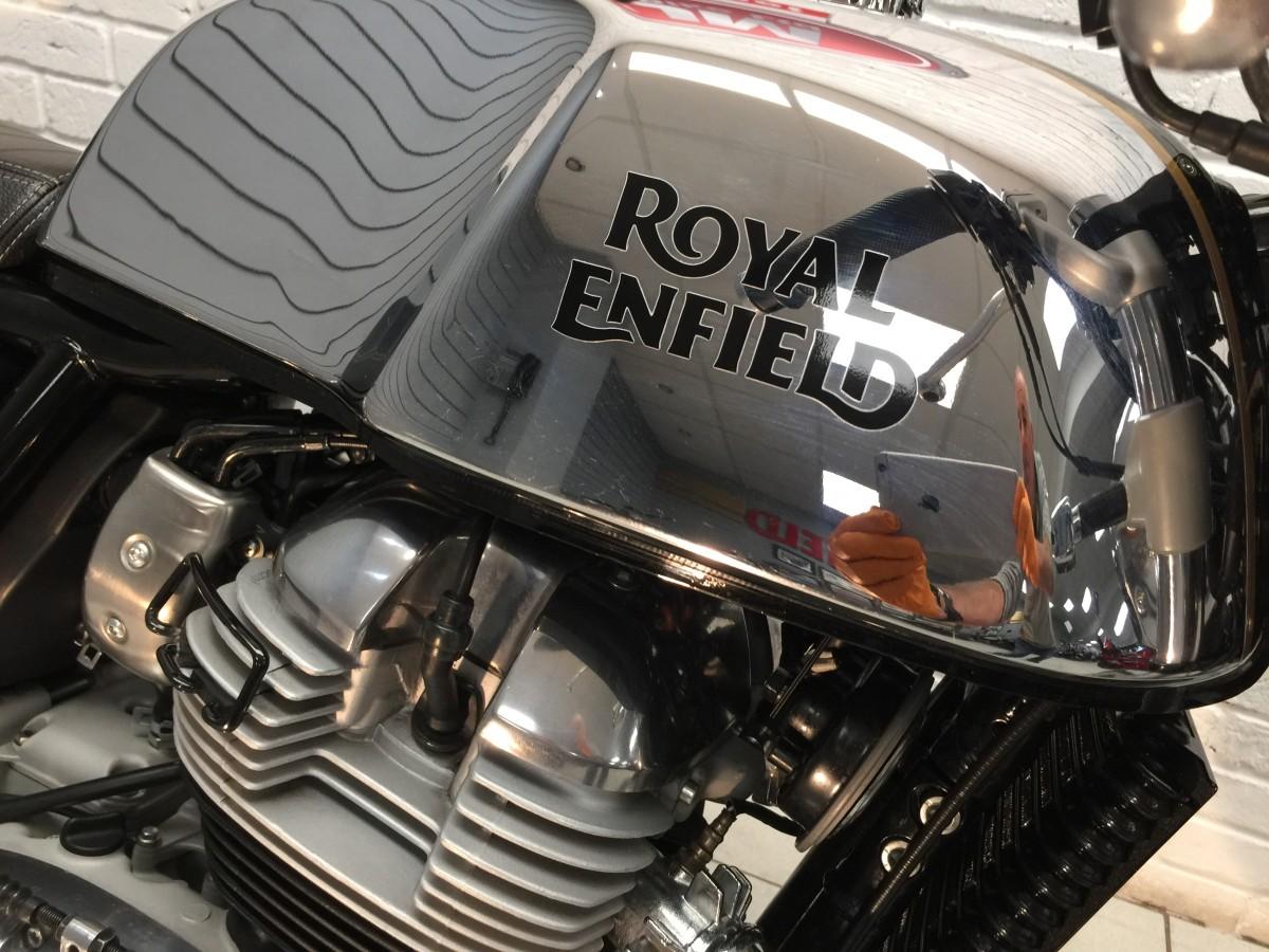 ROYAL ENFIELD CONTINENTAL GT 650 2020