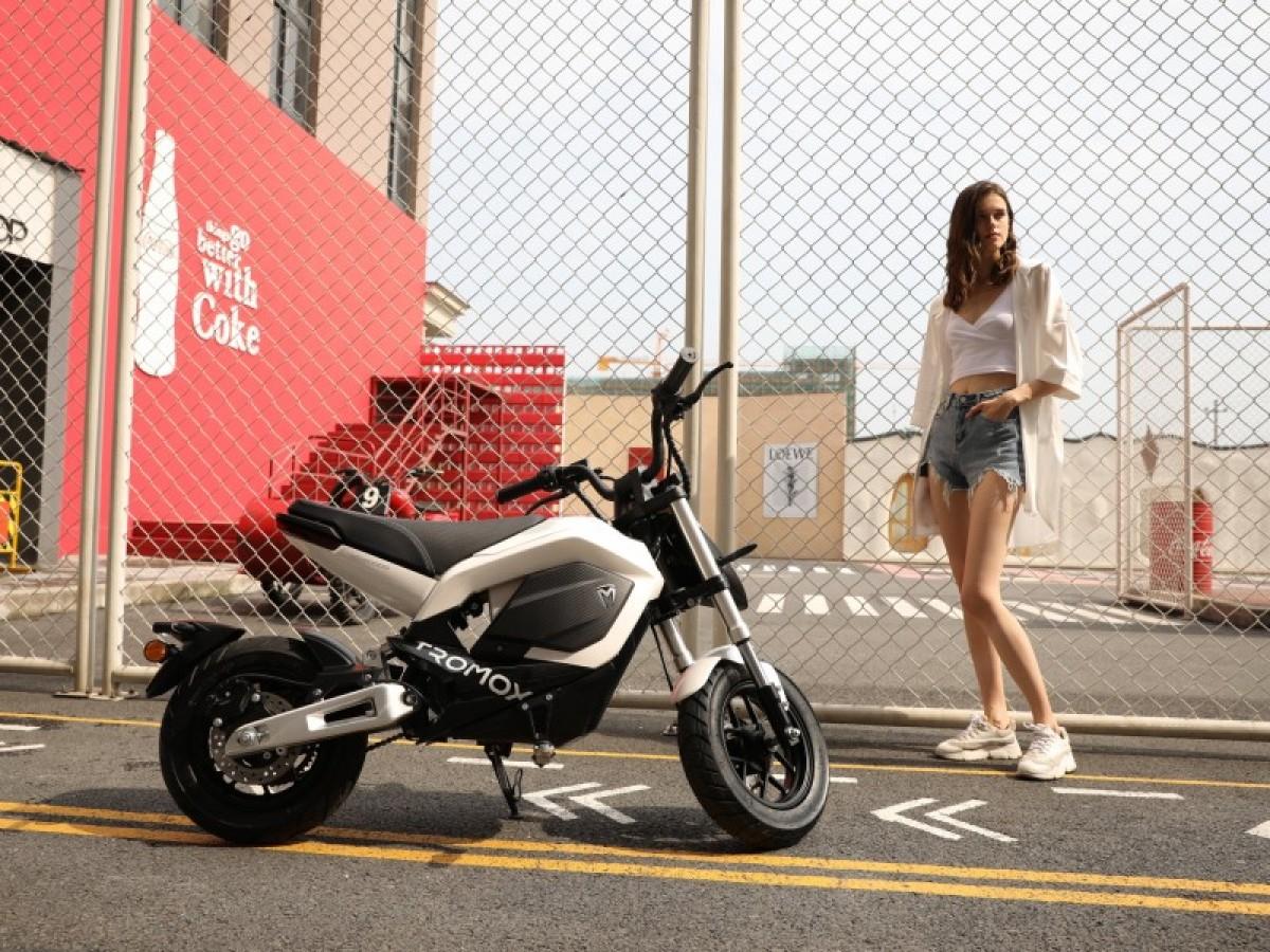 Tromox Mino Electric 2022