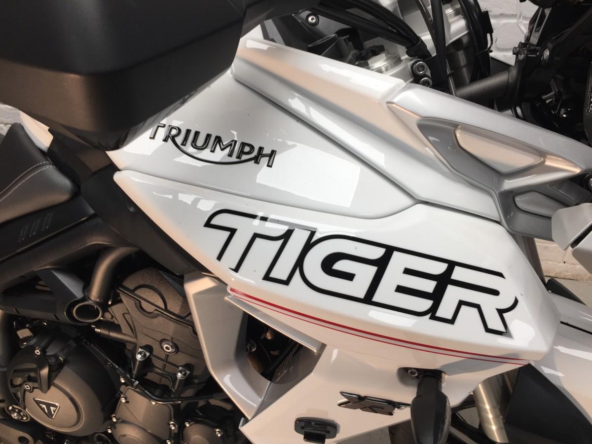 TRIUMPH TIGER 800 XRT 2020