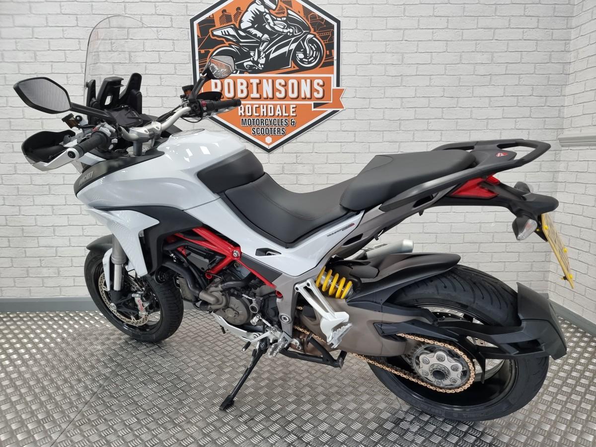 Ducati Multistrada 1200s 2016