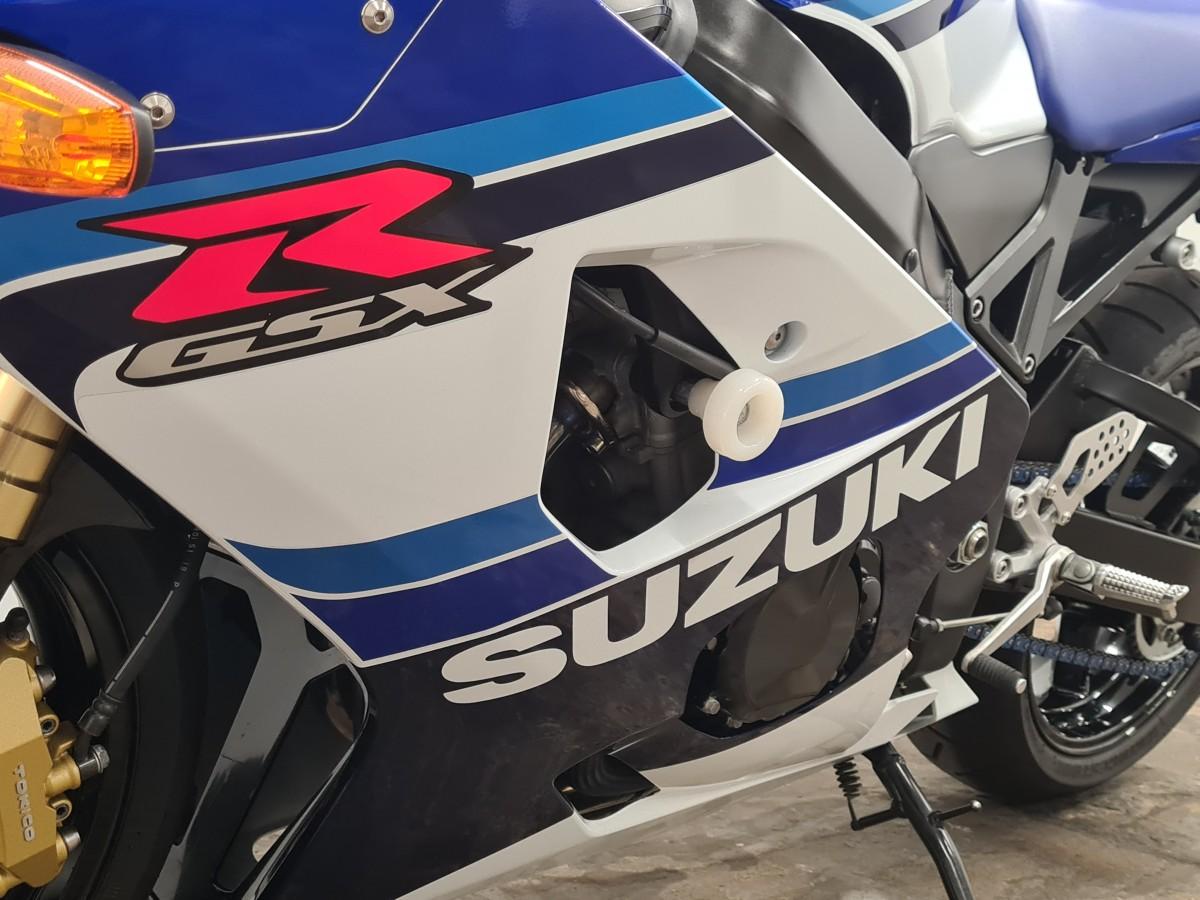SUZUKI GSXR 750 K5 20th ANNIVERSARY 2005