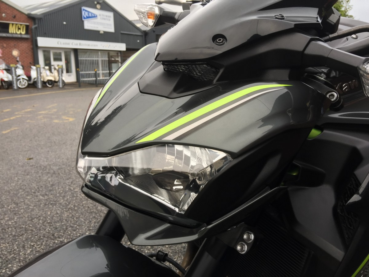 Kawasaki Z900  ZR 900 BJF 2018