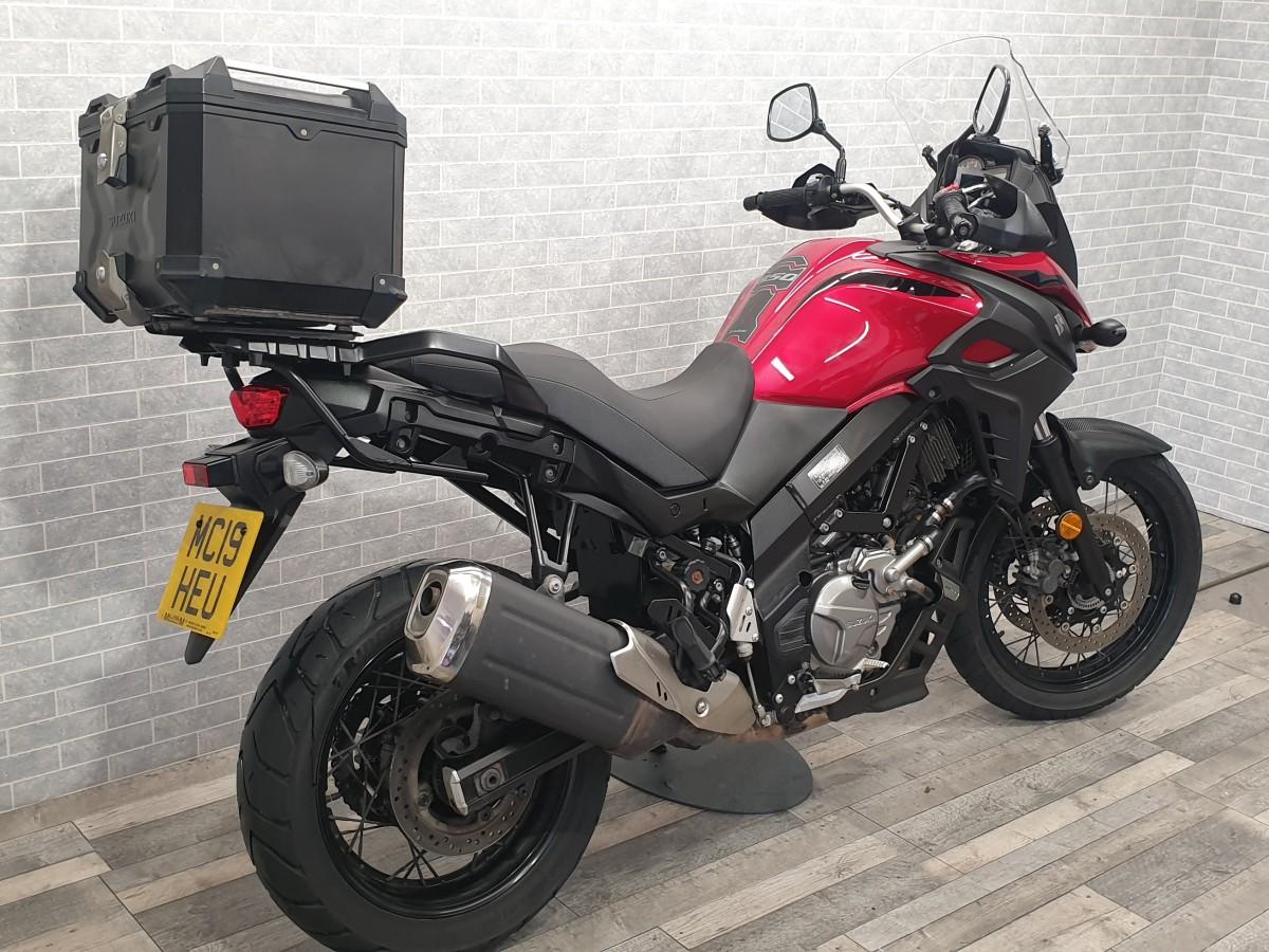 SUZUKI V-STROM DL 650 X AL9 2019