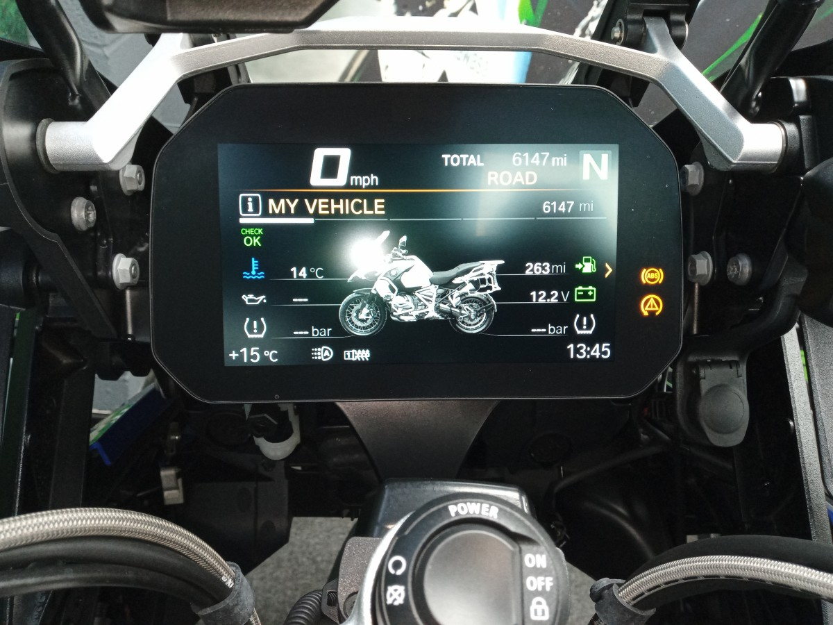 BMW R1250GS ADVENTURE RALLYE HP TE LOW 2019