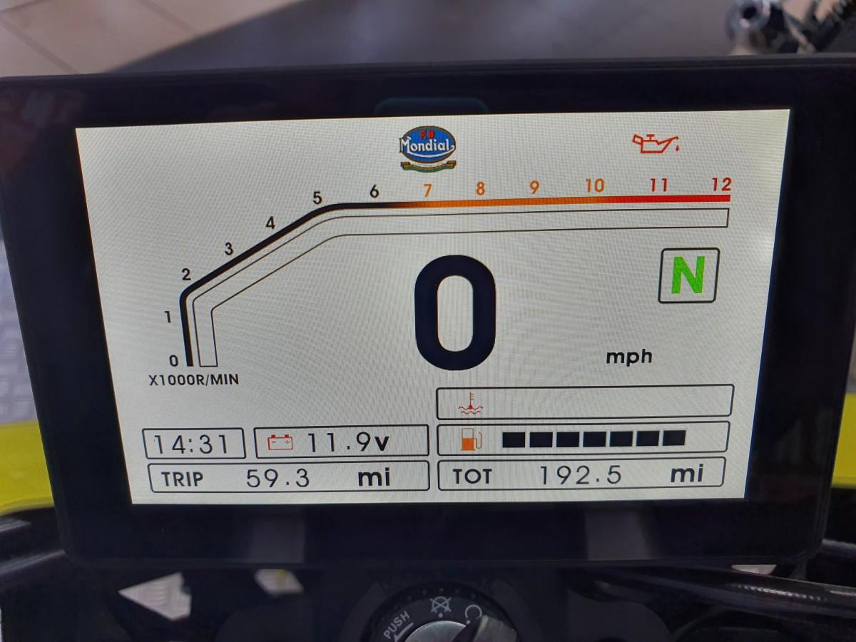 MONDIAL FLAT TRACK 125 2021