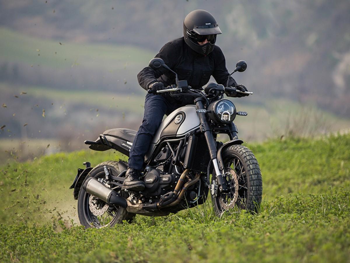 Benelli Leoncino 500 Trail E4 2020