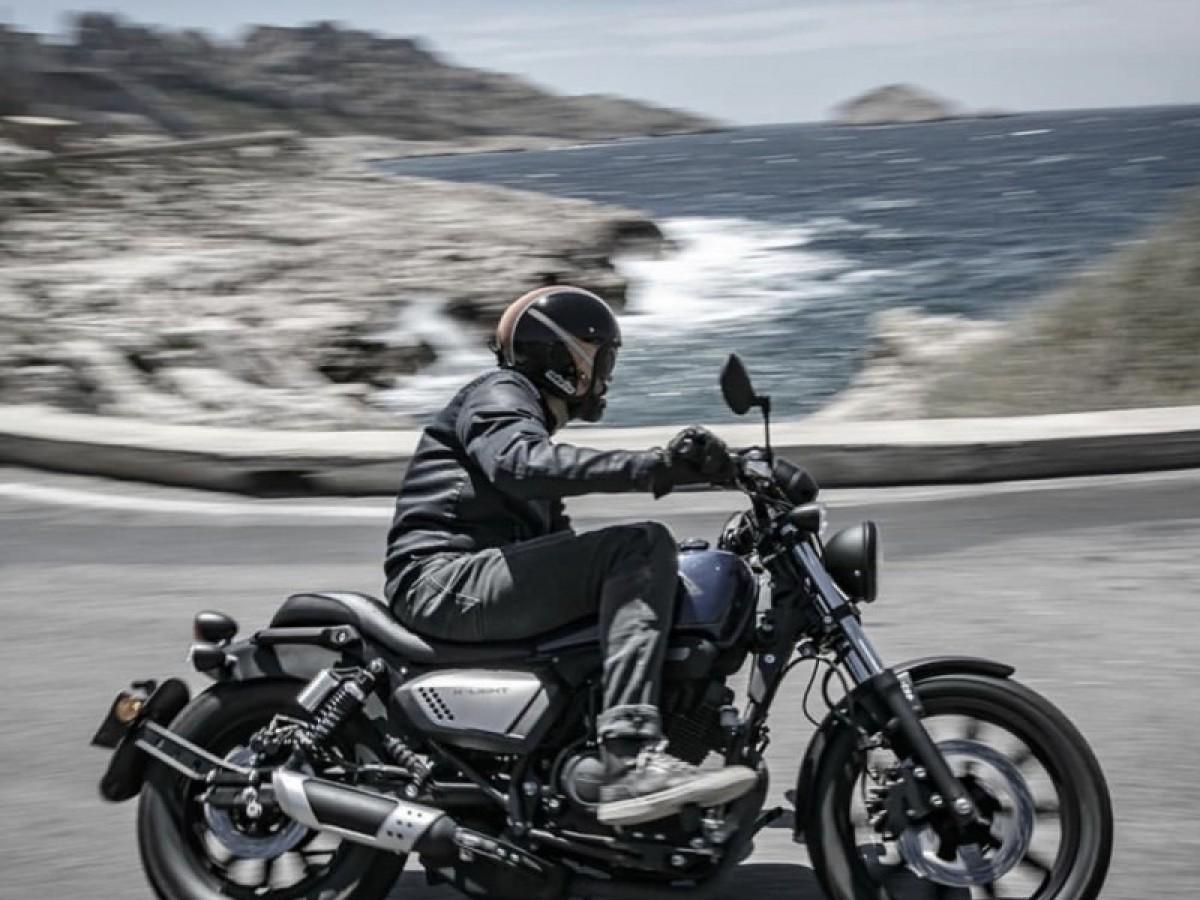 Keeway K-Light 125cc E5 2021
