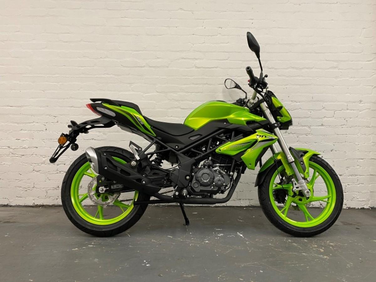 Benelli BN 125cc 2021