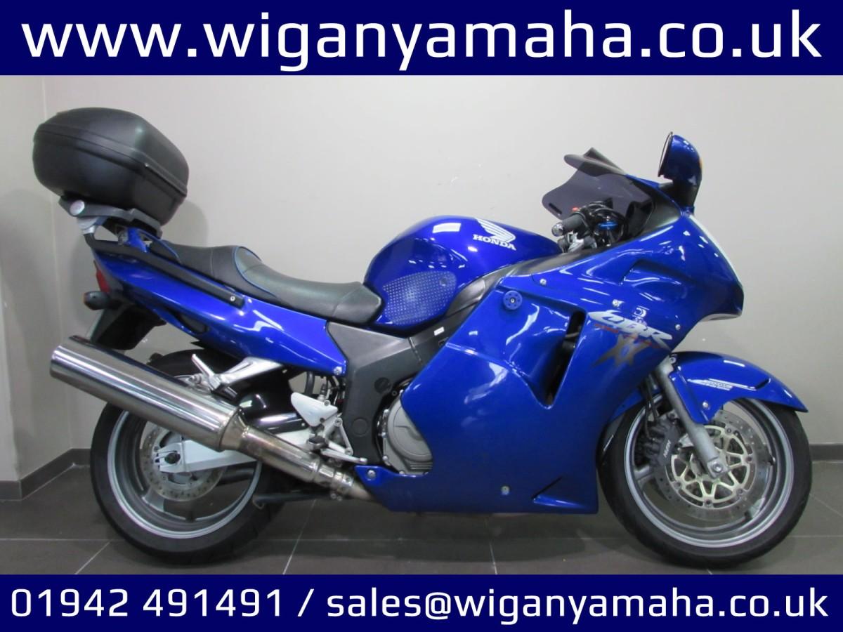 Buy Online Honda CBR1100X-2 Blackbird