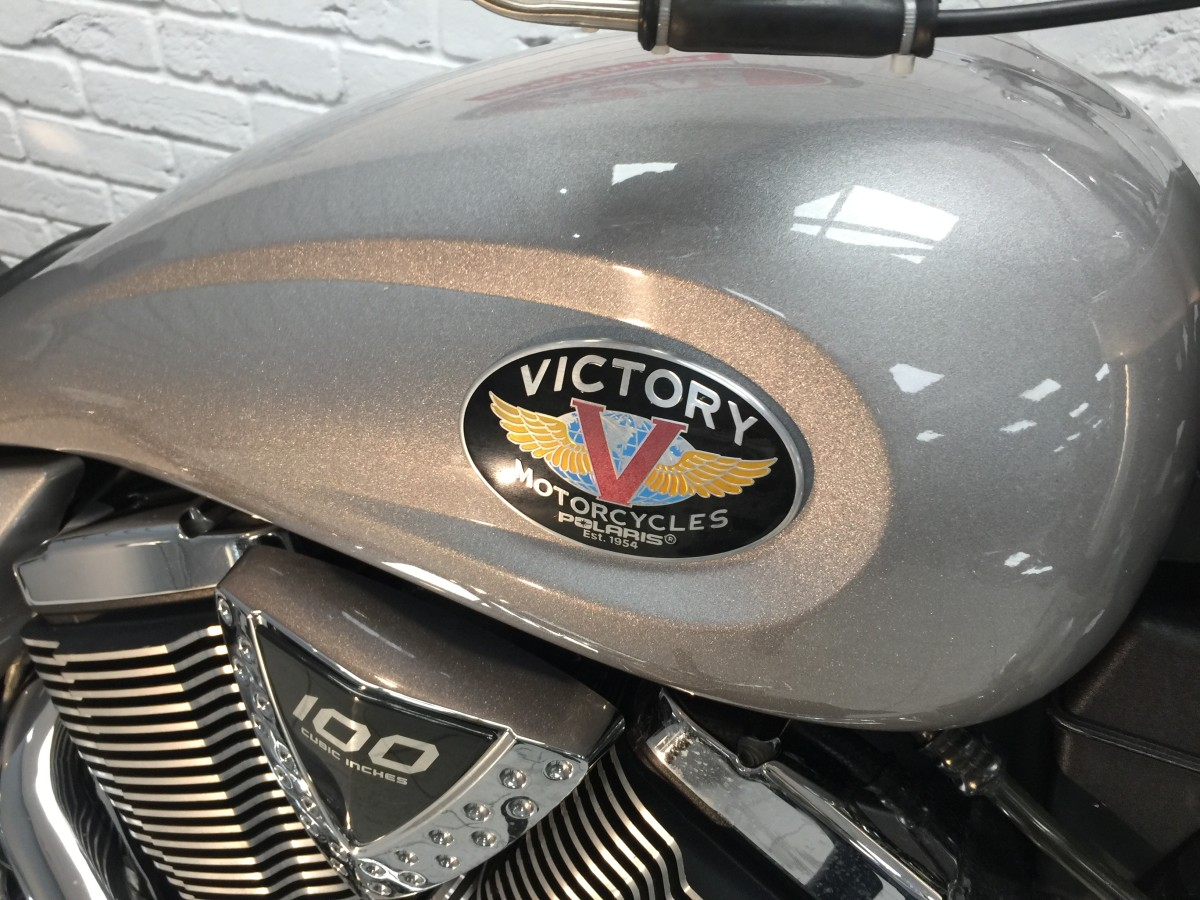 VICTORY HAMMER 2008