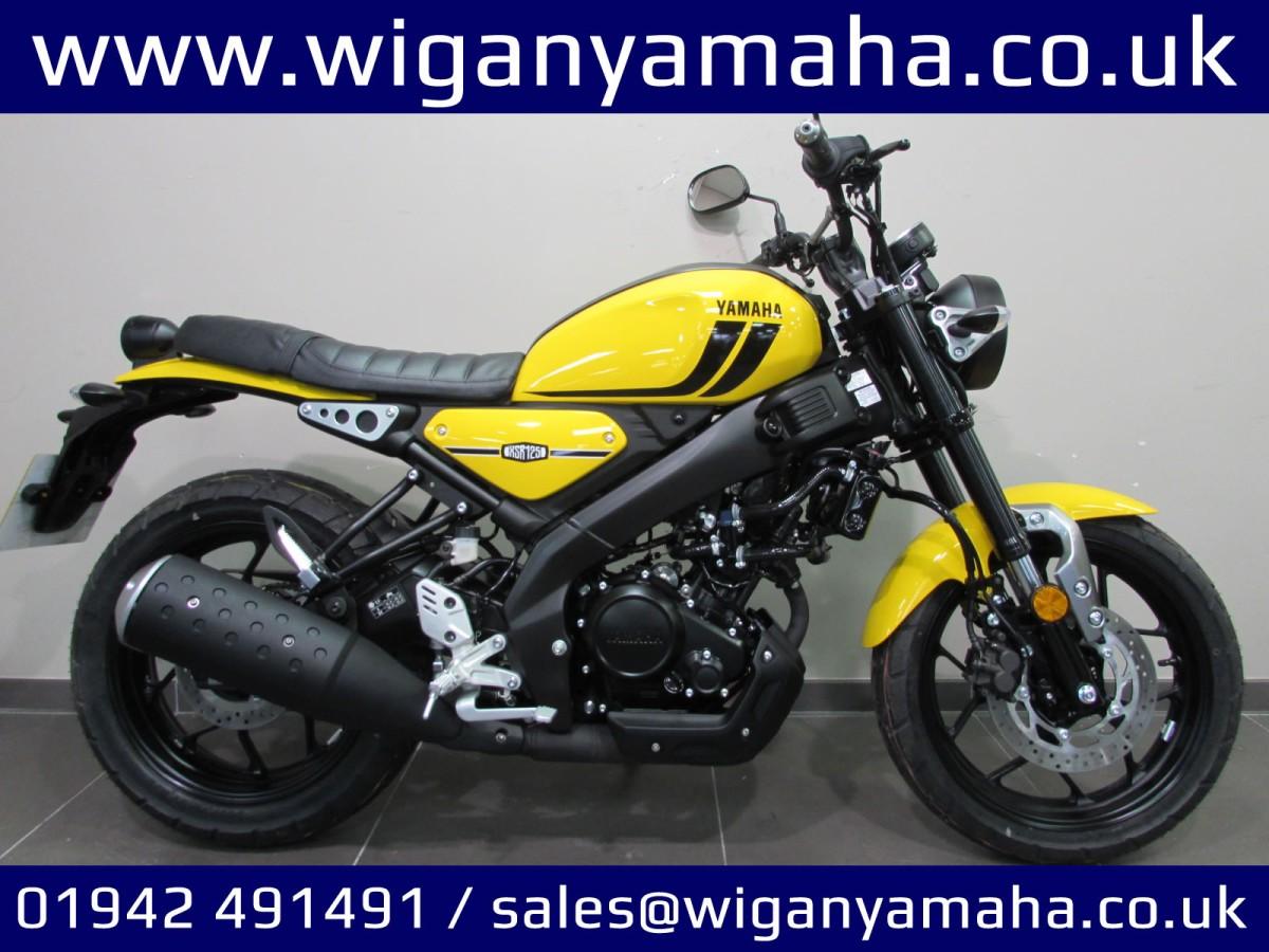 Buy Online Yamaha XSR125