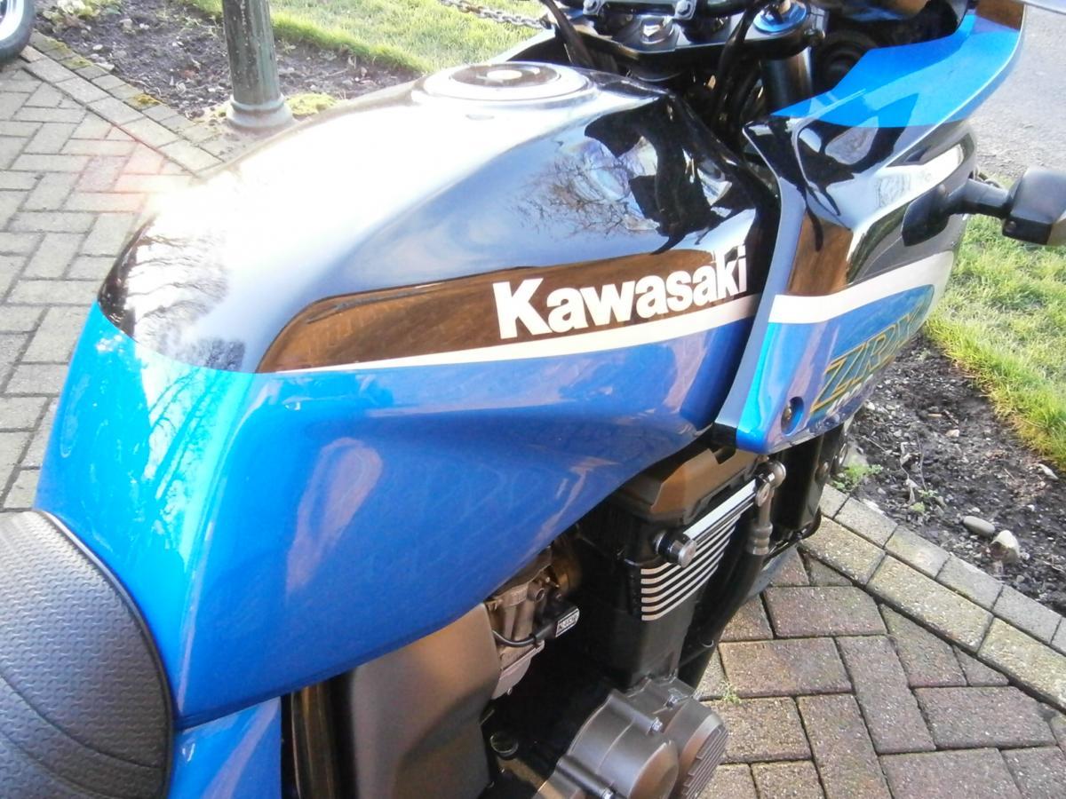KAWASAKI ZRX1200S 2002