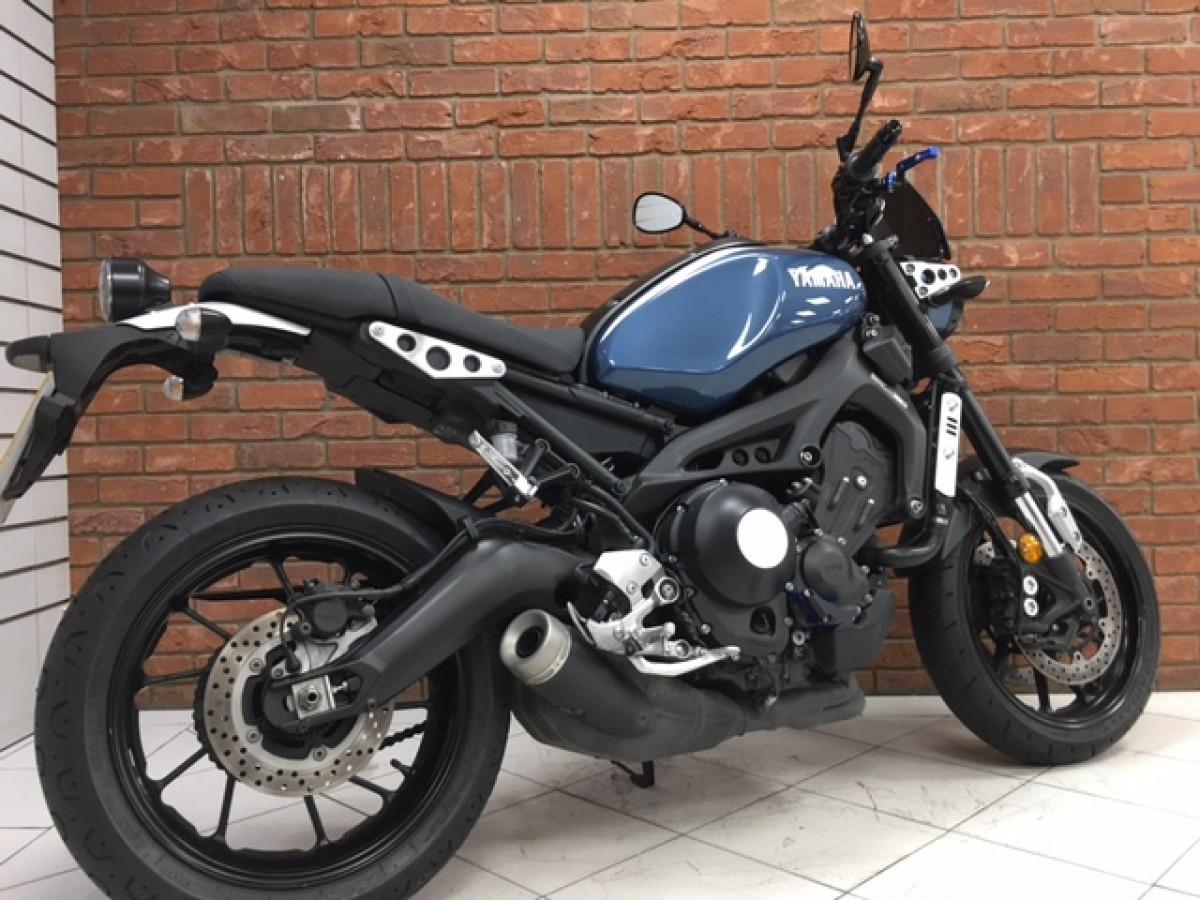 YAMAHA XSR900 ABS 2017