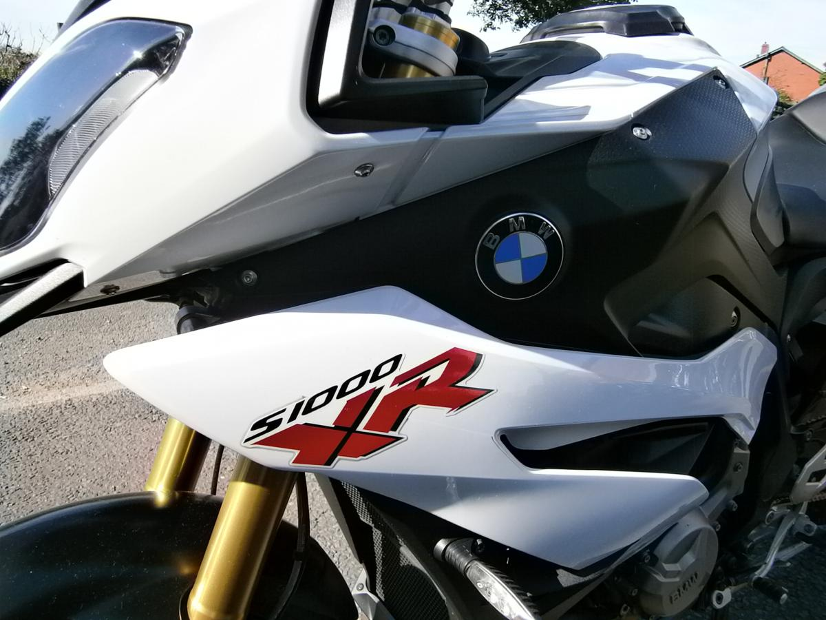 BMW S1000 XR SPORT SE 2015