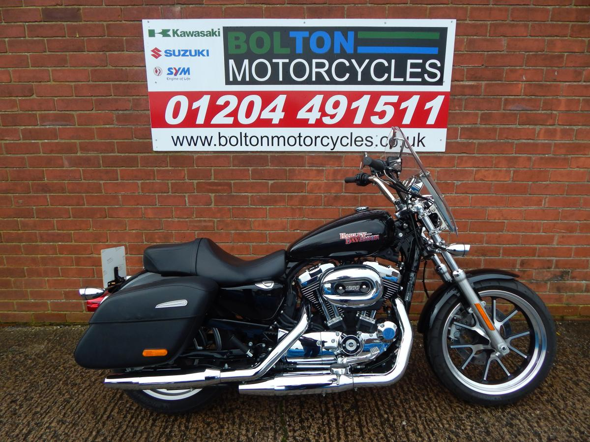 Buy Online HARLEY DAVIDSON XL1200 T Superlow S