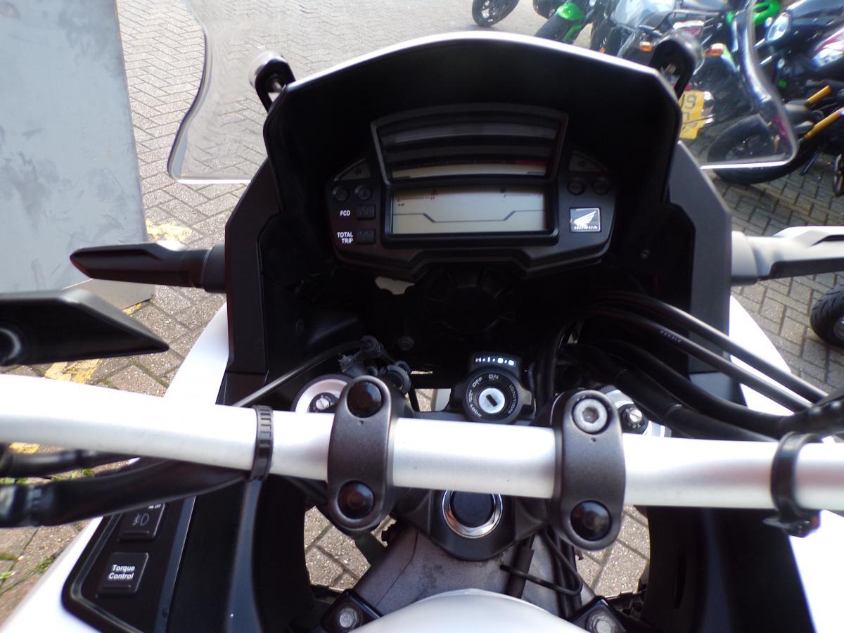 Honda VFR1200 XD-E 2014